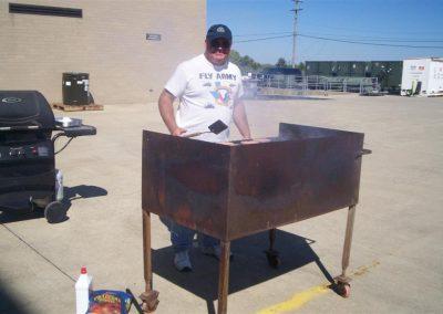 Bernie_the grill sergeant