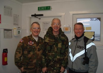 Col Chisman Phil and RAP