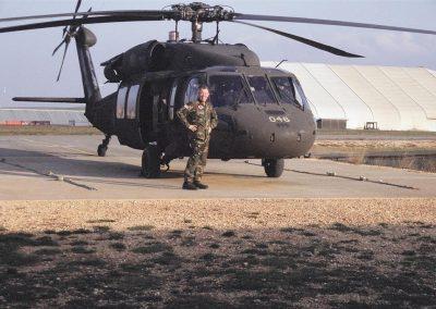 SSG Richard Pemberton Kosovo 2004